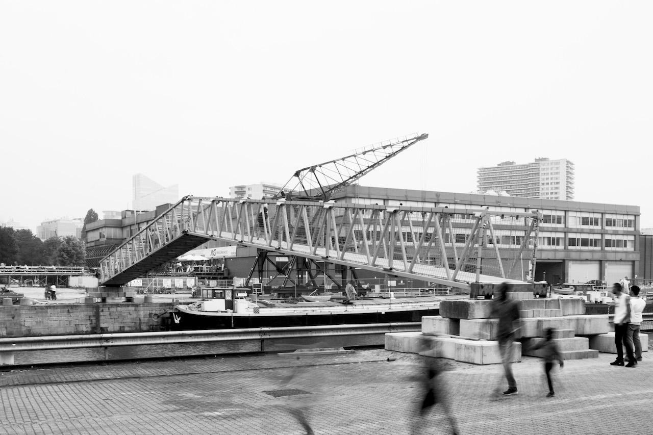 Bridge. Gijs Van Vaerenbergh © Jeroen Verrecht